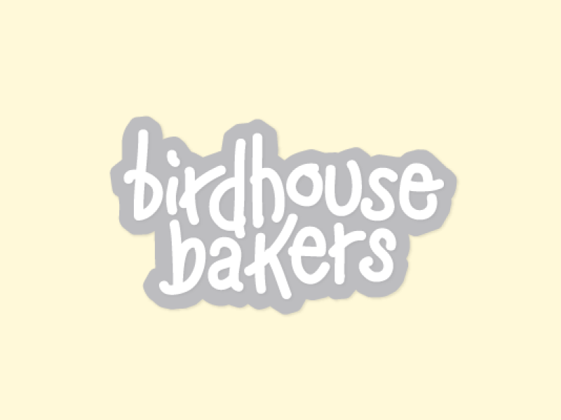 Birdhouse Bakers wordmark